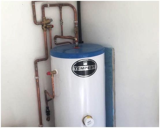 Unvented Cylinder Repair in Cookridge