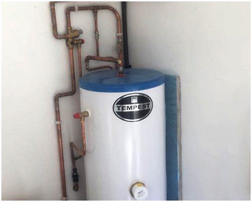 Unvented Cylinder Repair in Cookridge